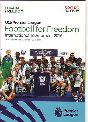 2016 Premier League Tournament - Manchester United - Liverpool - Chelsea - Spurs