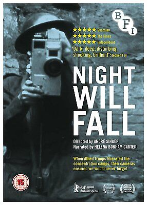 Night Will Fall - BFI DVD NEW & SEALED