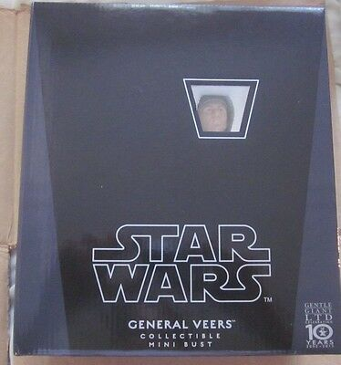 Gentle Giant Studios Star Wars: General Veers Mini-Bust