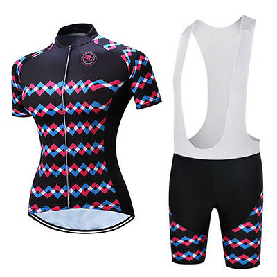 Quick Dry cycling jersey 2017 Women Ropa Ciclismo Bike Jerseys MTB bib short set