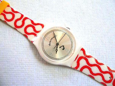 VTG Limited Addition Pop Swatch Watch Anglomania-Vivienne Westwood(NEW)