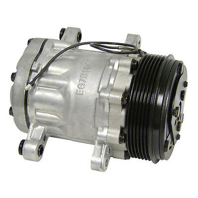 New Sanden Style Sd7B10 Ac Compressor And Clutch Co 7176C