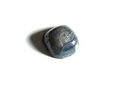 Corundum Blue Natural Cut Cabochon Carre' Ct. 5