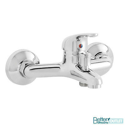 Wall Mounted Bath Shower Mixer not inc. Shower Set Traditional
