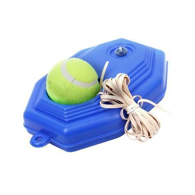 Elastic Tennis Ball Trainer set Practice w/ Base Rubber Band Sports training
