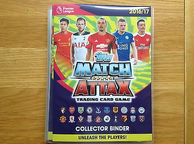 Matchattax 16/17 Complete Collection all 475 cards