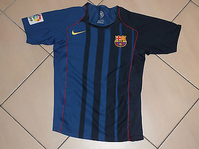 !! Maillot foot camiseta BARCA BARCELONE BARCELONA Taille M 12 ans !!