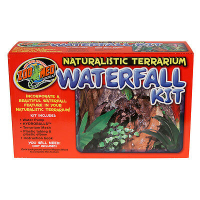 Zoo Med Terrarium Waterfall Kit