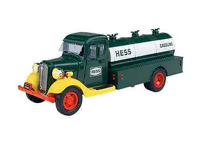 1983 First Hess Truck Black Switch w/Original Box & Inserts Hong Kong