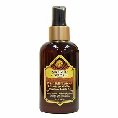 One n only Argan oil 12 IN 1 DAILY TREATMENT 6 OZ