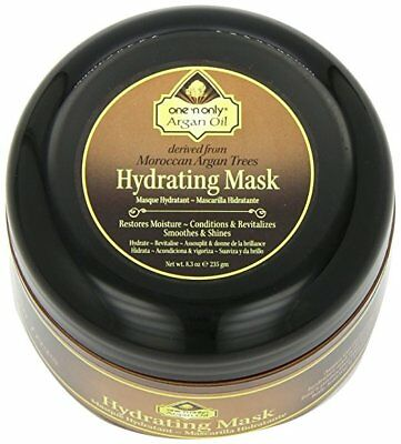 one 'n only Argan Oil Hydrating Mask Derived from Moroccan Argan Trees, 8.3 oz