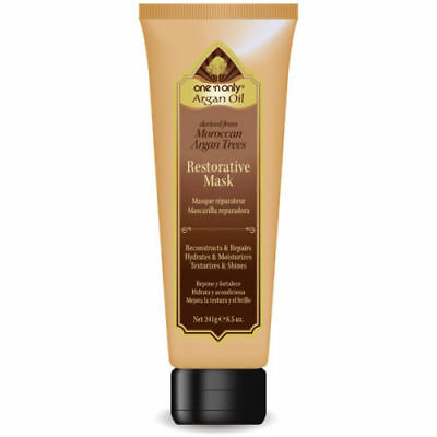 one 'n only Argan Oil Restorative Mask Derived from Moroccan Argan Trees 8.5 oz