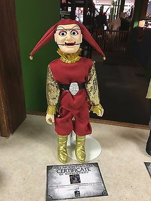 Puppet Master Full Moon Horror Movie Prop Replica 1:1 JESTER 005/500