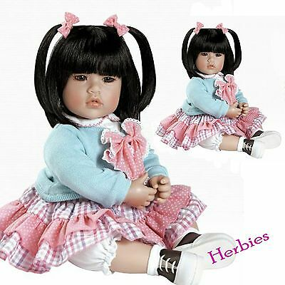 """Adora Smart Cookie Charisma Dolls,20"""" Doll. Vinyl and Cloth Baby"""