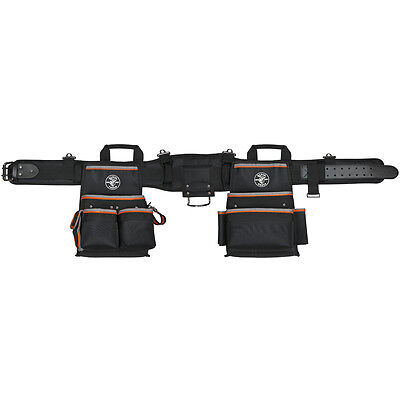 Klein Tools Tradesman Pro Electrician's Tool Belt - X-Large -55429