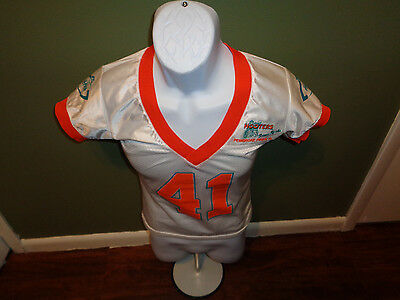 Hooter's Football Jersey SIZE WOMANS SMALL PEMBROKE PINES FL UNIFORM