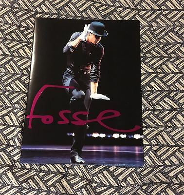 FOSSE A CELEBRATION IN SONG AND DANCE BROADWAY THEATRE PROGRAM Bob Fosse Dance
