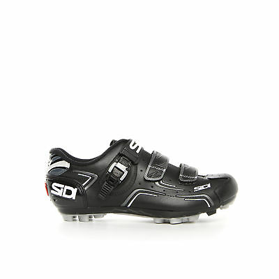 Sidi Buvel Nero Scarpe Mountain Bike Buvel Nero