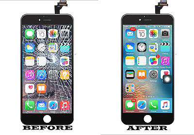 iPhone 4 5 5S&5C  6 & 6 Plus LCD Glass Touch Screen Digitizer Refurbish Service