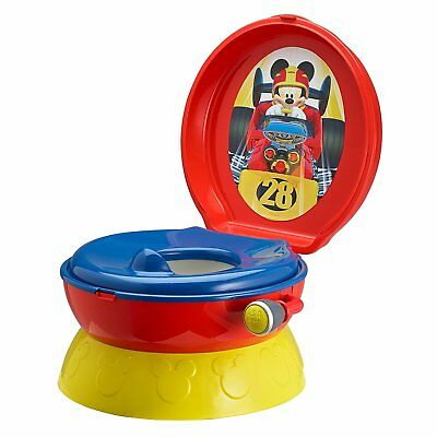 Potty Training The First Years Disney Baby Mickey Mouse 3 In 1 Detachable Seat