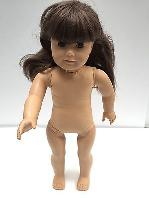 American Girl Doll Samantha Pleasant Company on Neck Ex Cond 18""