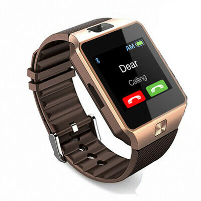 US DZ09 Bluetooth Smart Watch SIM Card Camera SD slot for Android IOS Phone Mate