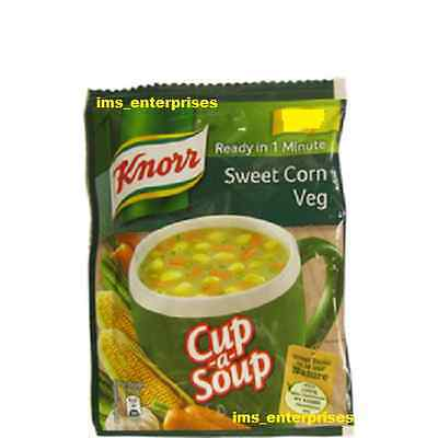Knorr Cup a Soup Sweet Corn Veg 12 g from $3.67 to $7.97 Free Shipping