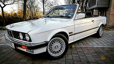 SOLD *** SOLD *** BMW E30 325i CABRIO ** 1 PREVIOUS OWNER ** ONLY 80K MILES