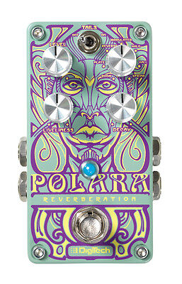 DigiTech Polara Reverb Pedal (NEW)