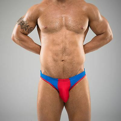 Sukrew Alabas Full Thong Bulge Enhancing Roomy Pouch Mens String Various Colours