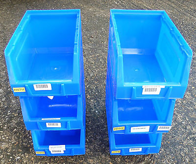 Stacking Bins Size 3 (lots of 6)