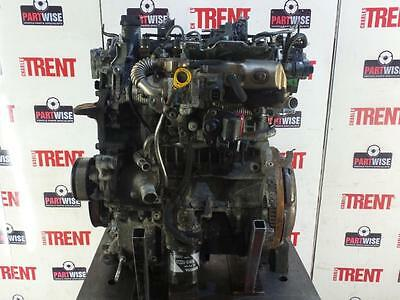 2008 TOYOTA YARIS 1ND-TV 1364cc Diesel Manual Engine with Pump Injectors & Turbo