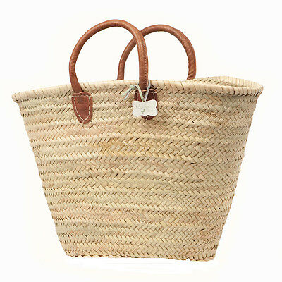 French Shopping Basket (second) from Le Papillon Vert