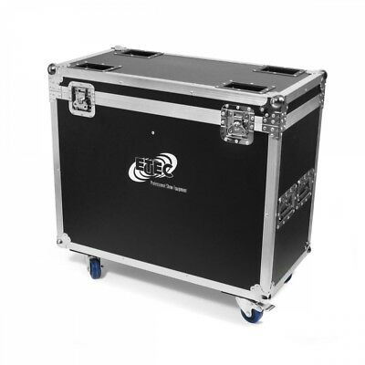Flightcase Transportcase passend für ETEC LED Moving Head ML108 Case für 108x3