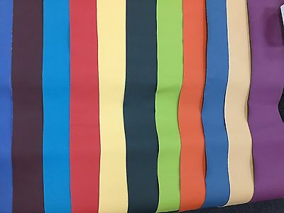 FAUX LEATHER FABRIC Leatherette SOFT Designer Upholstery Cloth Leather Material