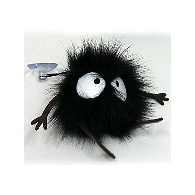 GHIBLI - Plush Soot Sprite with Window hanger 7cm New