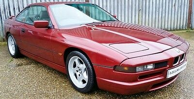 Stunning BMW 850 V12 - Excellent History - Only 96,000 Miles - WARRANTY INC