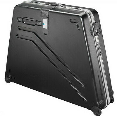 B&W Mountain Bicycle Bag Road Bike Travel Hard Case Transport Cases & Bags 186L