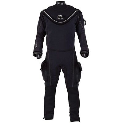 Aqualung Fusion Bullet Drysuit (Non SLT) - Clearance Prices - Save £££