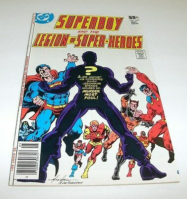 Superboy Legion of Superheroes #239 Original Owner Collection $5 High Grade