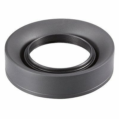 Neewer® 58MM 3-in-1 Collapsible Rubber Lens Hood for Cannon