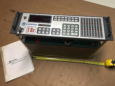 Marposs E3C - Gauge Amplifier Process System Controller - includes Module Boards