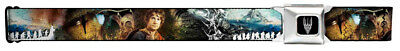 LOTR Hobbit Fantasy Movie Bilbo & Smaug Seatbelt Belt