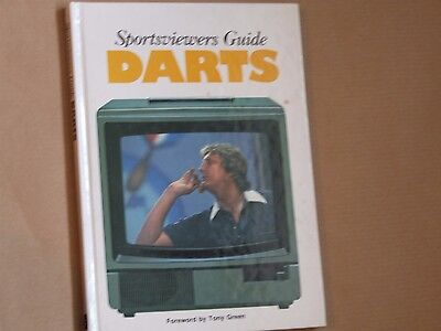 The SPORTSVIEWERS GUIDE DARTS 1983 FIRST CLASS Condition Foreward by TONY GREEN