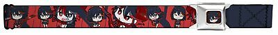 Kill La Kill Japanese Anime Series Chibi Ryuko Seatbelt Belt