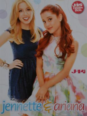 ARIANA GRANDE & JENNETTE MCCURDY - A4 Poster (20 x 27 cm)- Clippings Ausland USA