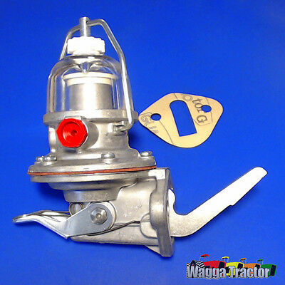 FPM3502 Fuel Lift Pump Ford Fordson Major Power Major Tractor block mntd to 1962