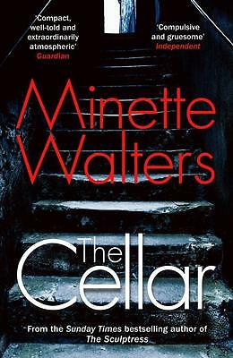 NEW The Cellar By Minette Walters Paperback Free Shipping
