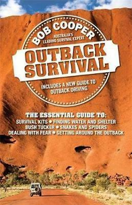 NEW Outback Survival By Bob Cooper Paperback Free Shipping