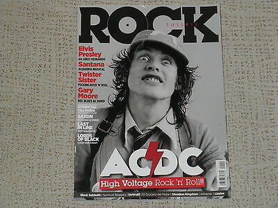 """Revista Magazine """"this Is Rock"""" Nº 142 Ac/dc, Elvis Presley, Twisted Sister..."""